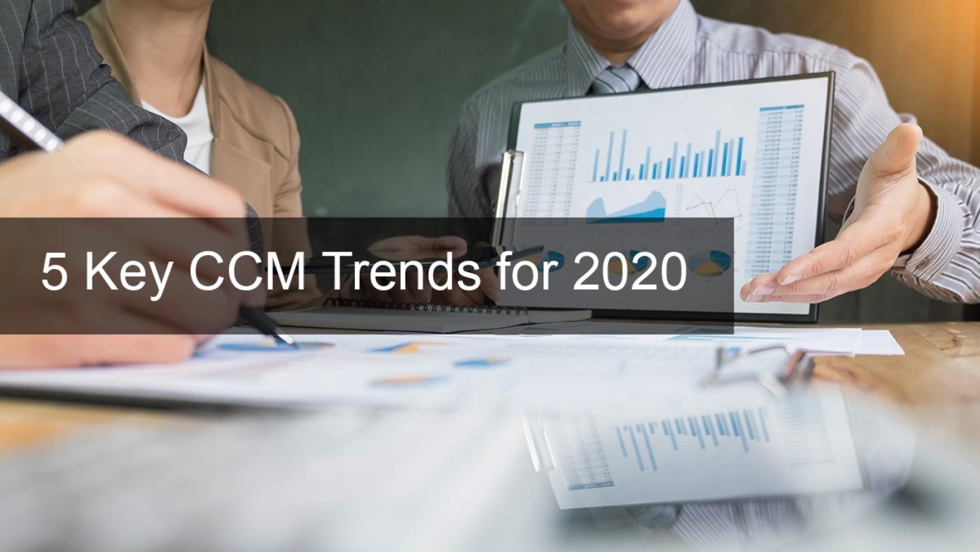 CCM Trends 2020